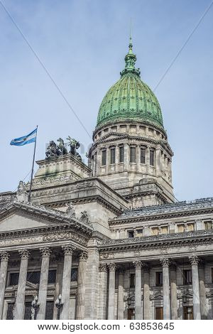 The Congress Of The Argentine Nation.