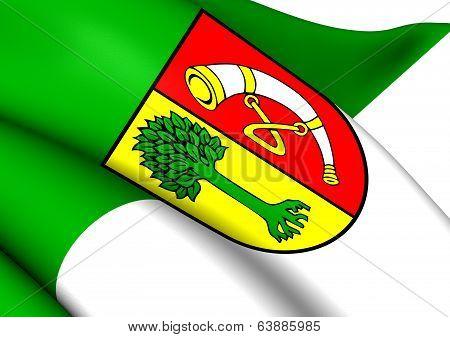 Flag Of Friedrichshafen