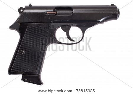 James Bond Favorite Weapon
