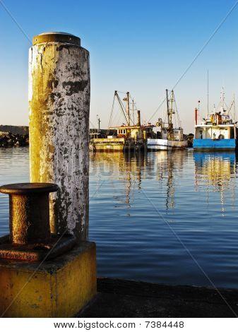 Fishing Trawlers
