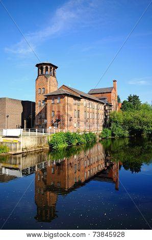 Silk Mill, Derby.