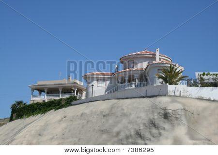 Spanish Villas On A Mountain
