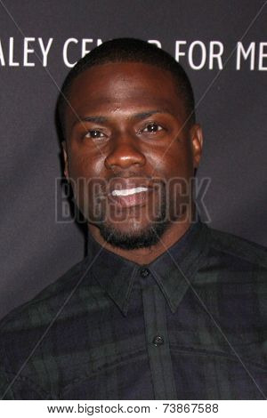 LOS ANGELES - OCT 14:  Kevin Hart at the Real Husbands of Hollywood Screening at Paley Center For Media on October 14, 2014 in Beverly Hills, CA