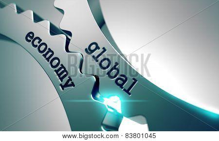 Global Economy on Metal Gears.