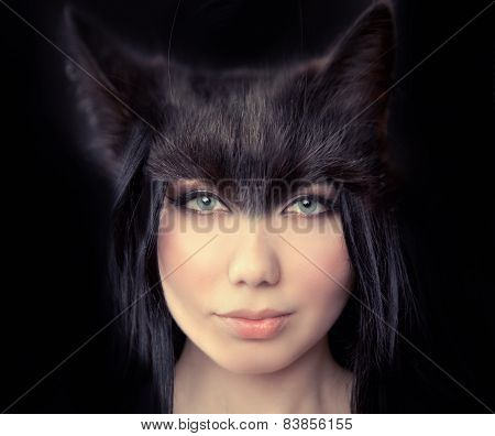 Cat Woman.