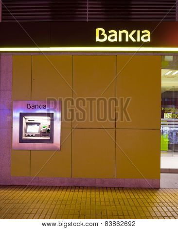 Bankia Branch