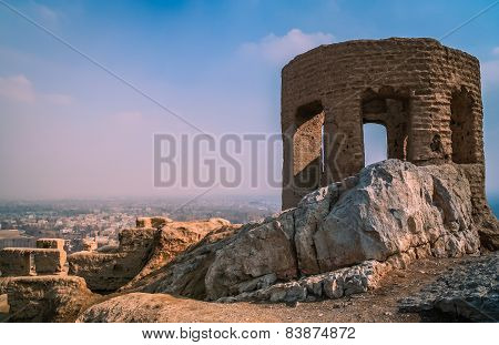 Zoroastrian Fire Temple