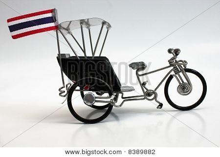 3 wheels bicycle model