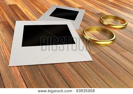 Pictures To Sharing Moments Of Wedding To The Left Of Golden Engagement Rings