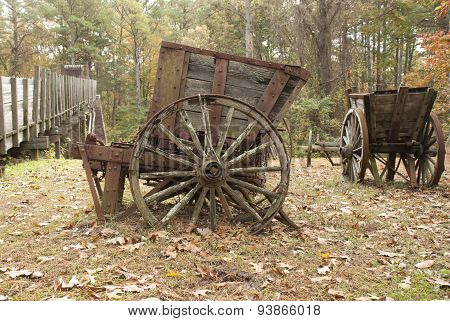 Iron Ore Cart