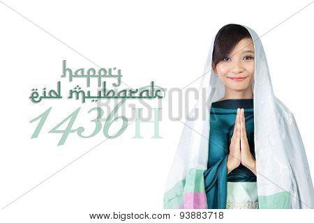 Happy Eid Mubarak 1436 H