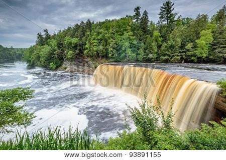 Tahquamenon Falls State Park - Upper Peninsula Michigan