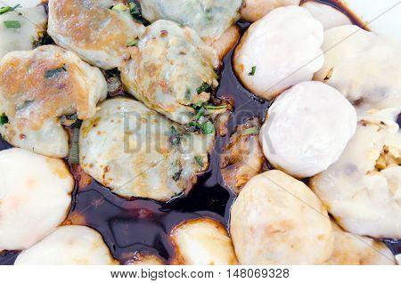 Garlic Chives Dim Sum, Garlic Chive Dumplings, Gui Shy Or Koo Chai