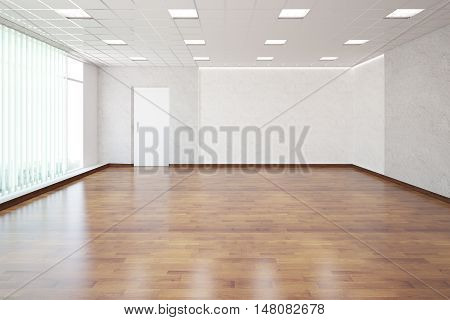 Unfurnished Interior