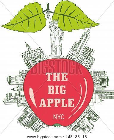 The Big Apple, New York City