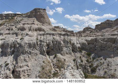 Badlands National Park - Notch Trail