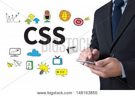 Css Web Online Technology Web Design