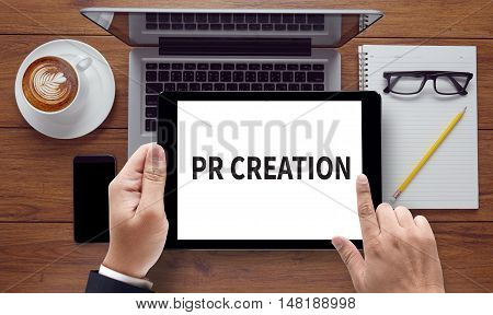 Pr Creation