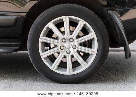 Modern Automotive Wheel