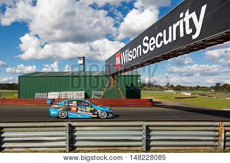 Wilson Security Sandown 500 16-18 Sept 2016