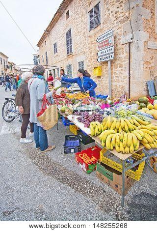 Santanyi Street Market