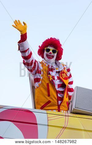Ronald Mcdonald Person