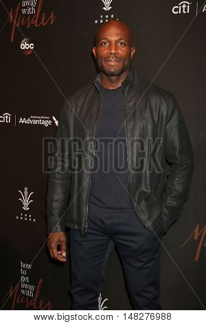 LOS ANGELES - SEP 20:  Billy Brown at the