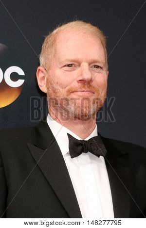 LOS ANGELES - SEP 18:  Noah Emmerich at the 2016 Primetime Emmy Awards - Arrivals at the Microsoft Theater on September 18, 2016 in Los Angeles, CA