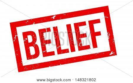 Belief Rubber Stamp