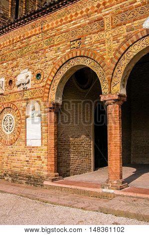 Hdr Abbazia Di Pomposa, Ferrara