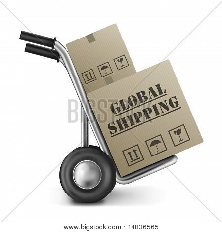 Global Shipping International Trade
