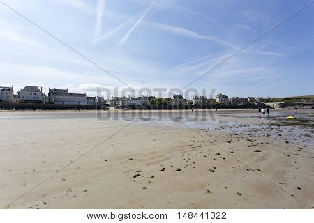 One Of The D-day Beaches