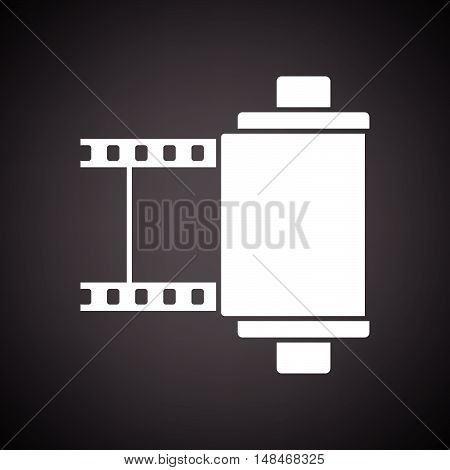 Photo Cartridge Reel Icon