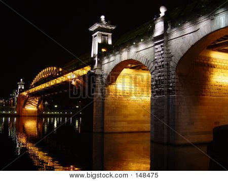Bridge, Moscow