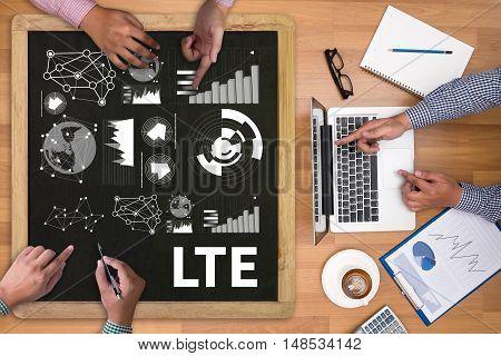 Lte Concept  3G  4G  5G  6G
