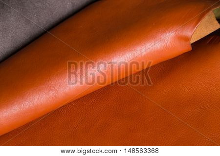 Genuine Vegetable Tanned Cow Leather For Craft Work