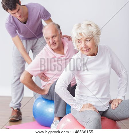 Fit Older People