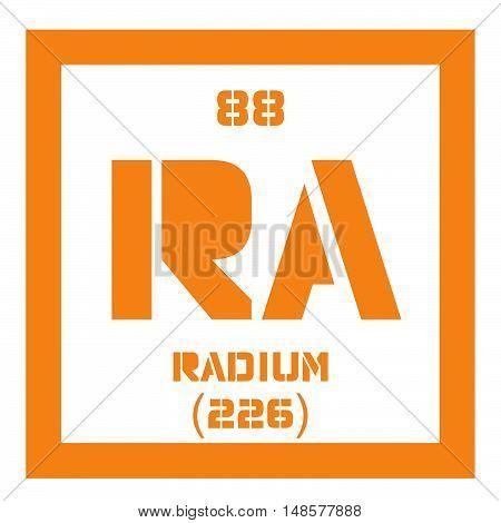 Radium Chemical Element