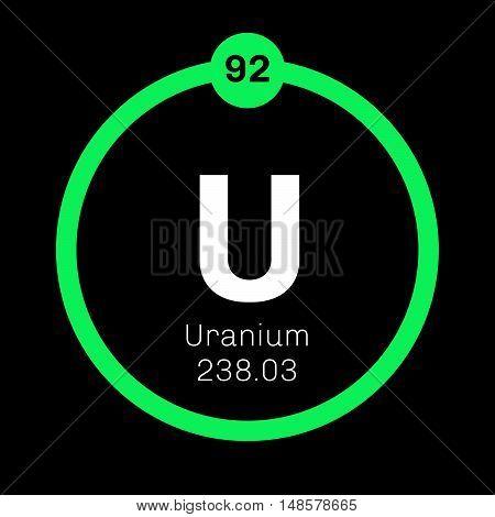 Uranium Chemical Element