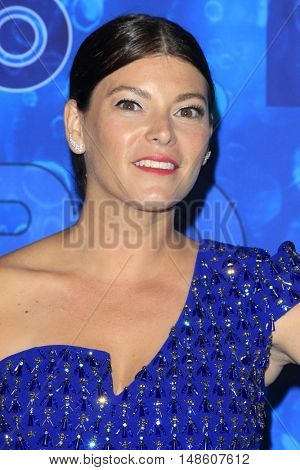 LOS ANGELES - SEP 18:  Gail Simmons at the 2016  HBO Emmy After Party at the Pacific Design Center on September 18, 2016 in West Hollywood, CA