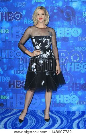 LOS ANGELES - SEP 18:  Georgia King at the 2016  HBO Emmy After Party at the Pacific Design Center on September 18, 2016 in West Hollywood, CA