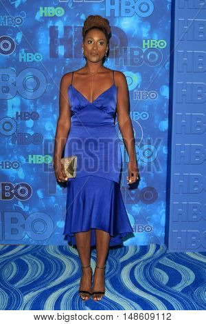 LOS ANGELES - SEP 18:  Lisa Raye at the 2016  HBO Emmy After Party at the Pacific Design Center on September 18, 2016 in West Hollywood, CA
