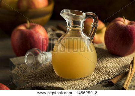 Raw Organic Apple Cider Vinegar
