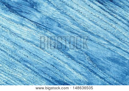 Blue Toned Wooden Board Texture.