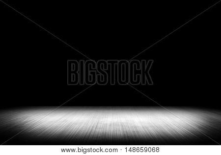 empty interior space background