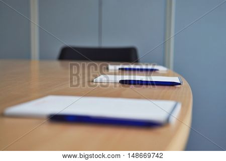 Notepads and Pens