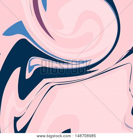 Artistic bright  pink and blue energy background. Can be used for brochures, flyers, as web site background etc.