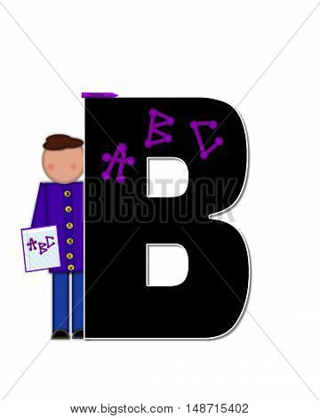 Alphabet Children Abcs B