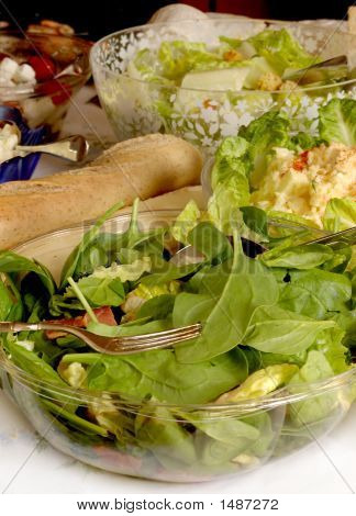 Party Food (Salad)