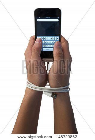 Internet Victim technology danger victim crime bizarre